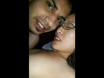 Horny Indian Fucking Chinese Girl