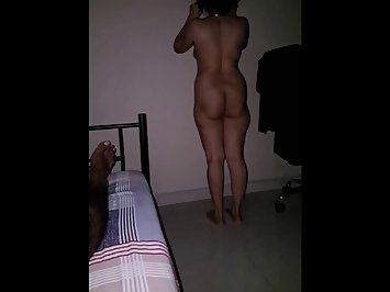 Indian Wife Nude Getting Punishment