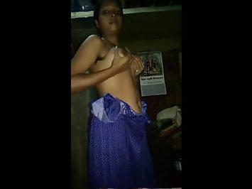 Horny Bangladeshi GF Nirupama Roy Hot MMS