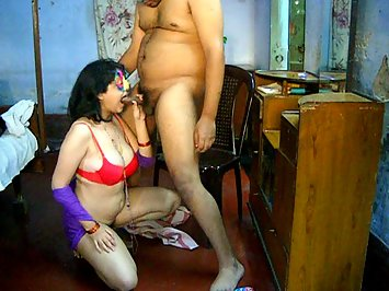 Savita Bhabhi Homemade Blowjob
