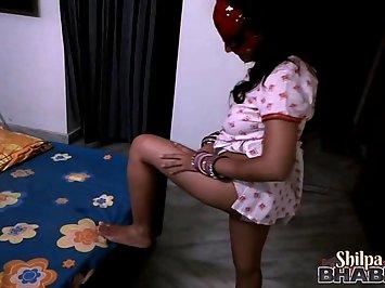 Shilpa Bhabhi Playing Pornstar Role